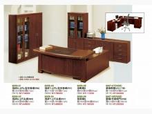 [全新] 高上{全新}6.5尺L型彩繪世紀辦公桌全新