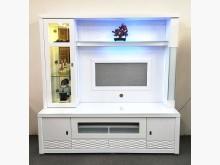 [全新] 藍光6.3尺烤亮白酒櫥 桃區免運高低櫃全新