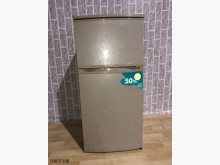 二手/中古 金星雙門冰箱冰箱無破損有使用痕跡