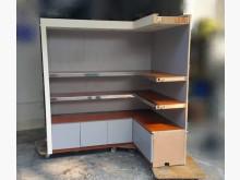 [8成新] D0202IJJ L型展示櫃其它櫥櫃有輕微破損
