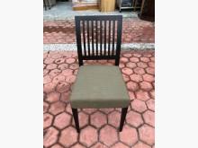 [9成新] 香榭二手家具*鐵刀木 布墊餐椅餐椅無破損有使用痕跡