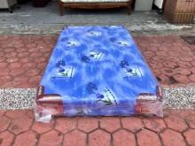 [全新] 全新品 單人加大3.5尺彈簧床墊單人床墊全新