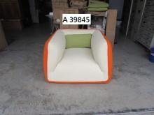 [95成新] A39845 義大利原裝 沙發單人沙發近乎全新