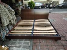 [95成新] 6尺排骨床 台南市區免運費雙人床架近乎全新