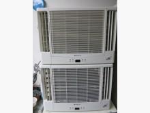 [95成新] ♥恆利♥日立冷暖變頻雙吹5~7坪窗型冷氣近乎全新