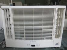 [9成新] ♥恆利♥日立冷暖變頻雙吹6~8坪窗型冷氣無破損有使用痕跡