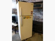聲寶 SR-K25G 雙門電冰箱冰箱無破損有使用痕跡