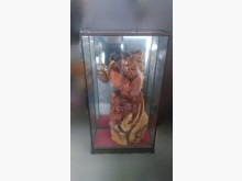 R0506EJJJ紅豆杉鳳凰雕刻收藏擺飾有輕微破損