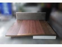 [8成新] B0506HJJ雙人加大六尺床架雙人床架有輕微破損