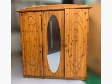 [7成新及以下] TK50713*松木衣櫃*衣櫃/衣櫥有明顯破損