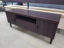 [全新] 毅昌二手家具~全新木心板4尺視櫃電視櫃全新
