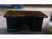 [8成新] C0511BJJH 胡桃色主管桌書桌/椅有輕微破損