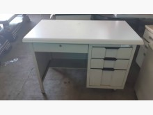 九成新OA優美單抽辦公桌辦公桌無破損有使用痕跡