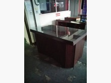 00068-5尺主管桌辦公桌無破損有使用痕跡