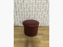 [全新] 99038108暗紅色香菇椅沙發矮凳全新