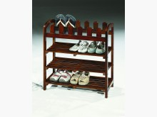 全實木三層鞋架 需自行組裝鞋架/拖鞋架全新