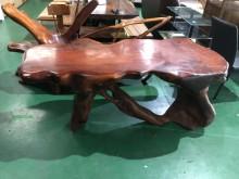 [9成新] 二手/中古 實木泡茶桌椅其它桌椅無破損有使用痕跡