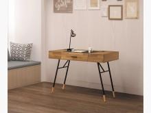 [全新] 克洛集層柚木色4尺書桌$9900書桌/椅全新