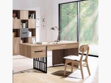 [全新] 佛羅北橡色黑鐵砂腳書桌14500書桌/椅全新
