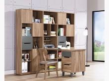 [全新] 佛羅h型書櫥書桌加大型33300書桌/椅全新