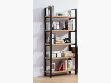 [全新] 羅莎原木色2.7尺書架$8300書櫃/書架全新