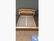 [9成新] 大慶二手家具 雙人5呎X6呎床架雙人床架無破損有使用痕跡