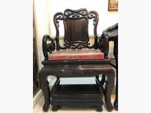 [95成新] 黑檀太師椅椅子近乎全新