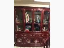 [95成新] 花梨螺鈿展示櫃櫥/櫃近乎全新
