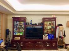 [95成新] 花梨螺鈿電視櫃櫥/櫃近乎全新