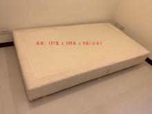 [9成新] 三尺半床座單人床架無破損有使用痕跡
