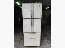 三洋SANYO 515L六門冰箱冰箱無破損有使用痕跡