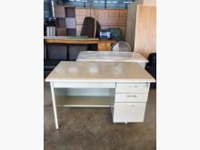 [9成新] 大慶二手家具 四抽辦公桌辦公桌無破損有使用痕跡