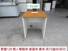C31187 60 電腦桌電腦桌/椅有輕微破損