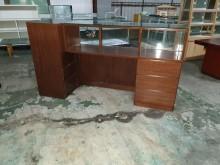 00522-7尺8抽展示櫃其它櫥櫃無破損有使用痕跡