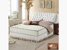 [全新] 加厚緹花硬式獨立筒床墊加大6尺雙人床墊全新