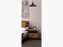 [全新] 布德淺柚色床頭櫃床頭櫃全新