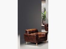 [全新] 歐格登1人皮製辦公沙發$6000單人沙發全新