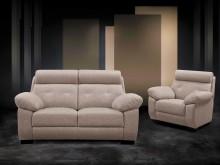 [全新] 威尼貓抓皮123沙發$49900多件沙發組全新