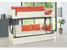 [全新] 費雪雙層多功能沙發$42500沙發床全新