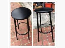 鑫勝2手-黑色高腳椅9.5成新其它桌椅近乎全新