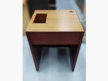 [8成新] E82008*紅木色電腦桌*電腦桌/椅有輕微破損