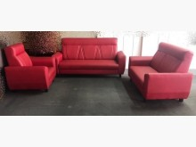 [全新] *全新123寶馬紅貓抓皮沙發*多件沙發組全新