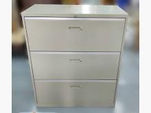 [9成新] C81509*辦公 3抽理想櫃*辦公櫥櫃無破損有使用痕跡