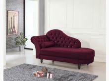 [全新] 羅珊皮面貴妃椅面左$9800雙人沙發全新