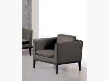 [全新] 歐格登皮製單人沙發單人沙發全新