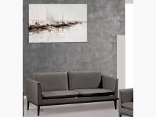 [全新] 歐格登皮製三人沙發多件沙發組全新