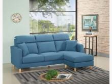[全新] 安吉奈L型布沙發L型沙發全新