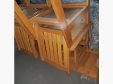 1+1+3人座含大茶几木製沙發無破損有使用痕跡