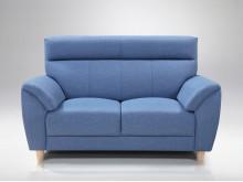[全新] 藍寶堅尼貓抓皮雙人沙發 桃區免運雙人沙發全新
