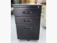 [9成新] C82502*黑色活動櫃*辦公櫥櫃無破損有使用痕跡